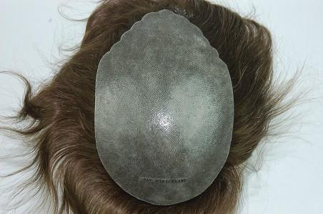 Zweithaar gezackter Scallop Haaransatz