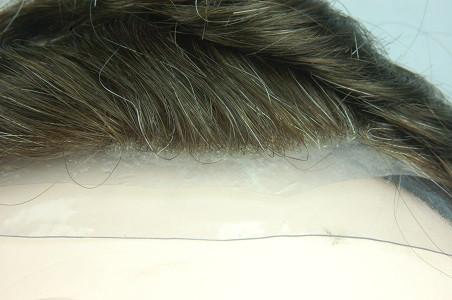 Ultra Thin Skin Folie Toupet Haaransatz